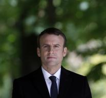 Macron still lonely president of France