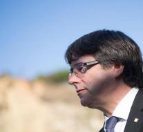 Madrid: Reaction Puigdemont does not meet