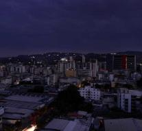 Maduro: power failure is sabotage of the US