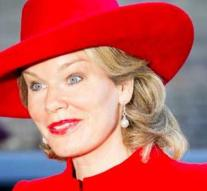 Make-up artist Queen Mathilde suspected of jewelery robbery