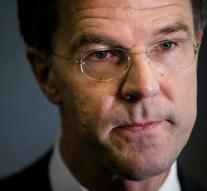 Man arrested at Thorbecke Lecture Mark Rutte