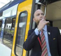 Man demands money for deafening train whistle