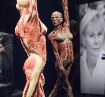 'Man steals human toes from $ 5,500 at Body Worlds'