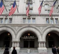 Man with heavy weapons picked up at Trump Hotel