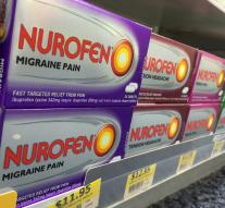 Manufacturer of painkillers misleads consumers
