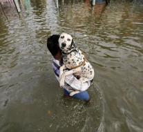 Many deaths by floods in India