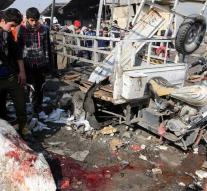 Many deaths from explosion in Baghdad