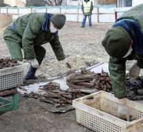 Mass grave Nazis discovered in Belarus