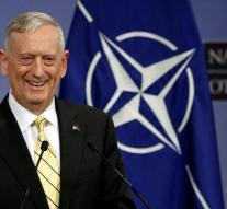 Mattis: army not for oil in Iraq