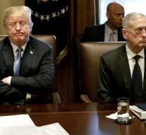 Mattis resigned after talking to Trump with Erdogan