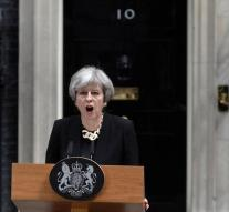 May: Too much tolerance for extremism