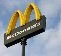 McDonald's causes fuss with Turkish plate