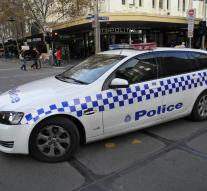 Melbourne police thwarts possible attack