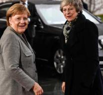 Merkel does not insist on Brexit agreement
