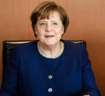 Merkel expresses support to Utrechters