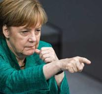 Merkel: migration issue can determine fate EU