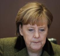 Merkel wants to freeze talks with Turkey