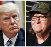 Michael Moore makes documentary about Trump