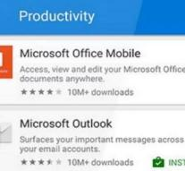 Microsoft launches its own Android app store