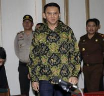 Mild punishment for governor Jakarta