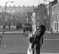 Military sued for 'Bloody Sunday'