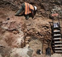'Mini-Pompeï' discovered at Lyon construction site
