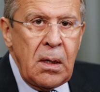Minister Lavrov deletes visit to Turkey