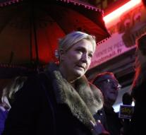 Moment of truth for Le Pen