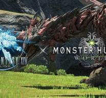 Monster Hunter in new patch Final Fantasy XIV