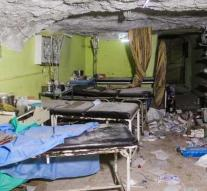 More and more attacks on Syria medical centers