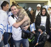 More Jews emigrate to Israel