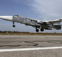 More Russian bombers to Syria
