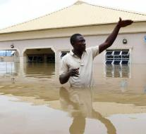 More than 100 deaths in Nigeria due to flooding