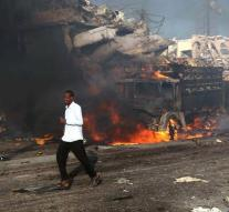 More than 20 killings by attack Mogadishu