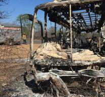 More than 40 people killed in bus accident Zimbabwe