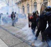 More than 50 arrests in riots in Montpellier