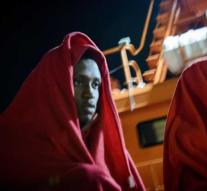Morocco is going to take back boat refugees