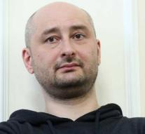 Moscow furious after fake murder Babchenko