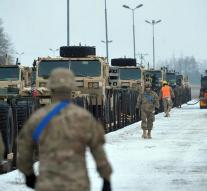 Moscow: military buildup Poland threatens us