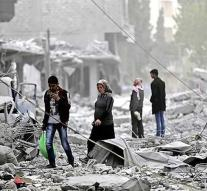 Moscow wants money for reconstruction Syria