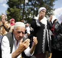 Mosque reopened in heart Serbian Bosnia