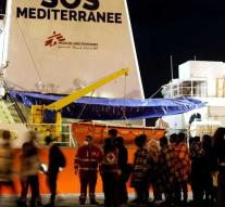 Most boat migrants now arrive in Spain