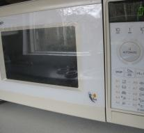 Mother put baby in microwave: Lifetime