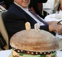 'Mr. Big Mac 'Delligatti deceased