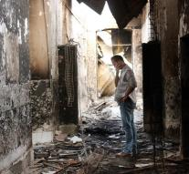MSF proposes death toll attack in Kunduz to 42