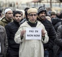 Much more anti-Muslim incidents in France