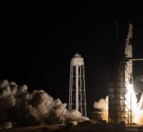 Musk Crew Dragon successfully linked to ISS