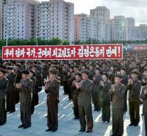 N Korea: 3.5 million soldiers are ready