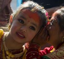 Nepal marries one of three underage girls