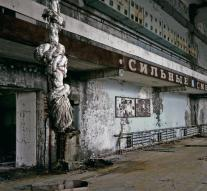 Netherlands contribution to cleaning up 'Chernobyl'